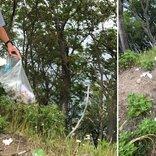 世界自然遺産にゴミ散乱、動物たちが死に至ることも 「ポイ捨てする前に考えて」知床世界遺産センターが呼びかけ