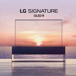 10万ドル(約1100万円)の巻取式有機ELテレビ「LG SIGNATURE OLED R」がアメリカで発売