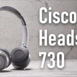 ビデオ会議のストレスがめちゃ減る。「Cisco Headset 730」はテレワーク特化ヘッドホンだ