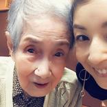 高岡早紀、祖母101歳で他界「本当にお疲れさまでした」