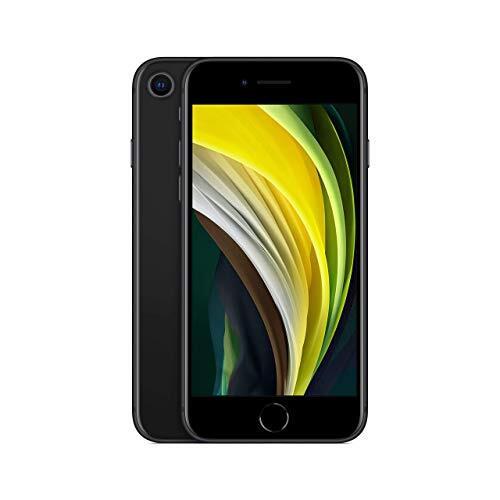 Apple iPhone SE(第2世代) 128GB ブラック SIMフリー (整備済み品)