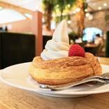 コメダ珈琲店の植物性100%喫茶店「KOMEDA is □」から念願のシロノワール誕生!【実食ルポ】