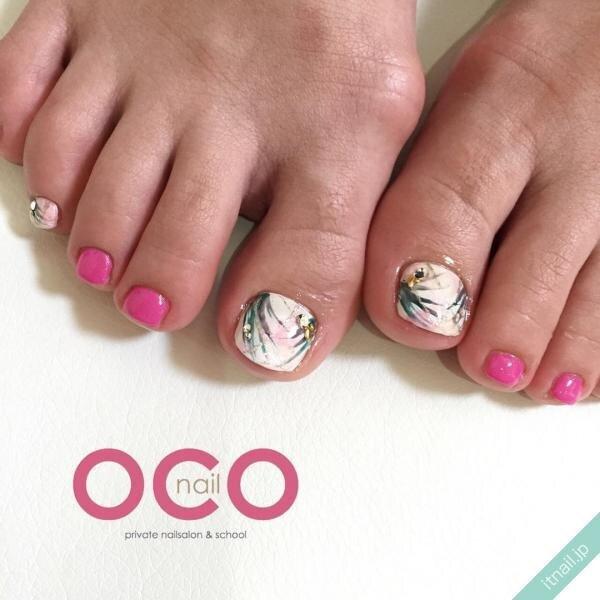 OCO nailが投稿したネイルデザイン [photoid:I0010264] via Itnail Design (648435)
