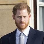 英ヘンリー王子、2022年に自叙伝発売へ 「ワクワクしています」