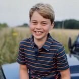 ジョージ王子が8歳に 母キャサリン妃撮影の写真が公開 曾祖父の思い出を偲ばせる