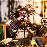 アニメ『デート・ア・バレット』から「時崎狂三」のフィギュアが登場! 豪華特典付きの特装版も発売決定!