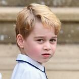 英ジョージ王子が8歳に! キャサリン妃撮影のポートレート公開