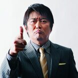 """坂上忍""""過去のいじめ""""発覚で非難殺到「でかいブーメランが刺さった」"""
