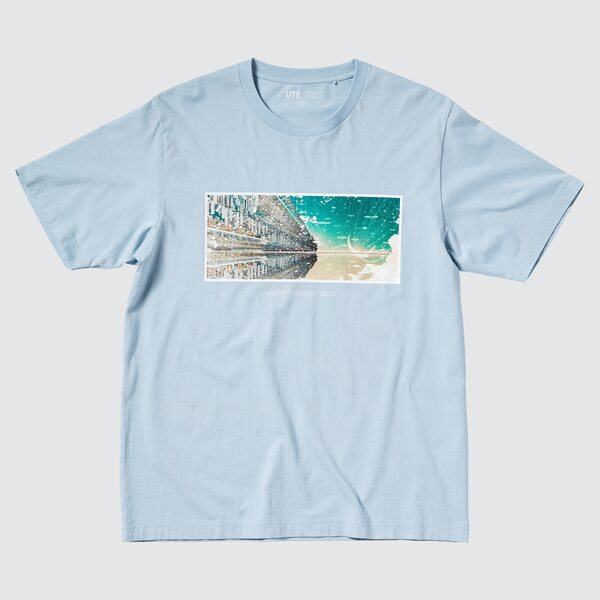 ユニクロの細田守亜ニメーションワークスUTグラフィックTシャツ