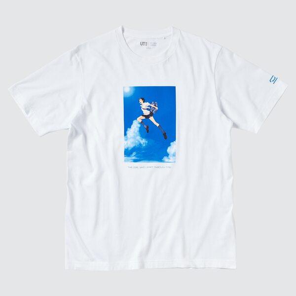 ユニクロのときをかける少女のUTグラフィックTシャツ