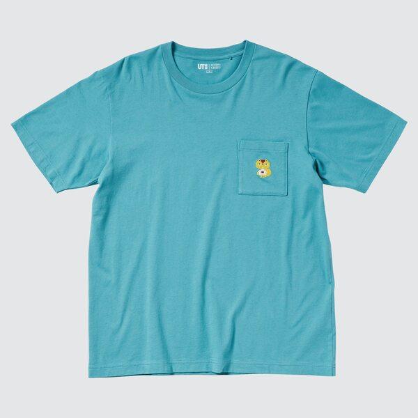 ユニクロのサマーウォーズのUTグラフィックTシャツ
