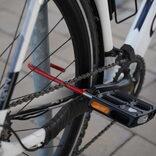 こりゃ賢い。自転車の盗難防止にペダルをU字ロックにする施錠システム「ET-one」