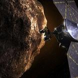 NASAの探査機ルーシーは未来の地球人のためタイムカプセルを運ぶ