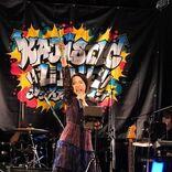 アプガ(2)鍛治島彩がソロライブ「そろそろかっこいい私をお届けしたい」