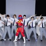 『ザ・ハイスクール ヒーローズ』美 少年がアカレンジャーと初対面