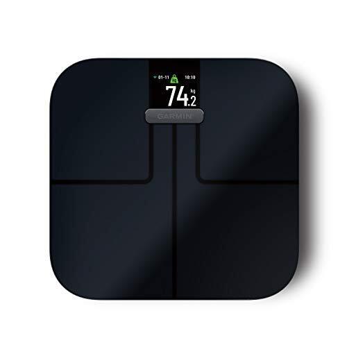 GARMIN(ガーミン) Index S2 Smart Scale Black 【日本正規品】 010-02294-30