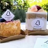 シャトレーゼの都心型ブランド「YATSUDOKI」で「もぎたて桃フェスタ」が8月7日まで!桃ケーキと新作フロマージュ実食ルポ