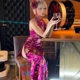 「撮られてることに気づいてない」コスプレイヤー火将ロシエルがチャイナドレス姿のセクシーオフショット披露