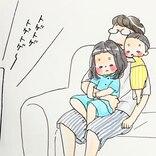 【ものすっごい密】ママは磁石? 引き寄せられる子どもたちが可愛い!