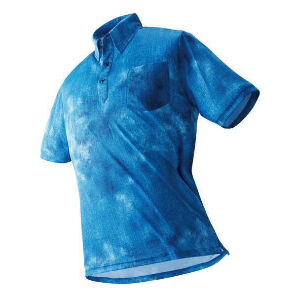 放熱冷感半袖ポロシャツ
