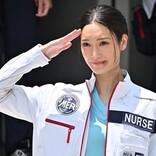 菜々緒、『TOKYO MER』で女性の強さを意識「男性に負けないように」 看護師らから反響
