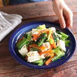 小松菜を美味しくするコツって?プロも唸る中華レシピをおかず・付け合わせとご紹介