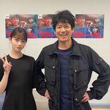 堀未央奈、ドラマ『ボイスⅡ』にゲスト出演「唐沢さんの力強い眼差しに負けないよう」