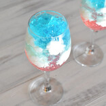 夏に食べたいカラフルレシピ 第2回 夏にぴったり! キラキラかわいい「青空ゼリー」の簡単な作り方