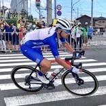 目の前に突然現れた「オリンピック」 自転車ロードレース現地のリアルな姿