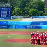 東京五輪ソフトボール サヨナラ劇勝カナダ戦の世帯平均視聴率16・5% メキシコ戦も10・2%