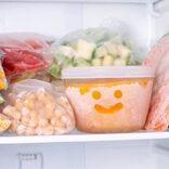中田敦彦さん痛恨のミスで「冷凍庫全滅」! 福田萌さんが作り置き料理動画を公開