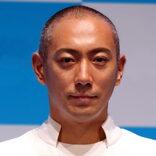 市川海老蔵が五輪開会式で撮った奇跡の一枚に反響 「圧巻」「貴重なアングル」