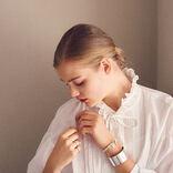 白を着る日「引かずに足した方がいい」アクセサリー