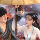 佐久間大介×三森すずこ『白蛇:縁起』Snow Man絶賛「メンバーとして誇らしい」