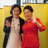 高畑淳子 吉村知事に熱烈ラブコール「好きなタイプなんです」ナニワの中心で愛を叫ぶ!?