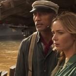 上にのぼるな!  『ジャングル・クルーズ』フランク船長&リリーのドタバタ逃走劇シーン解禁