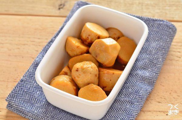 「里芋」の煮っころがしで和風献立
