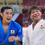 <東京2020>阿部一二三&高藤直寿、金メダル掲げる2ショットに反響