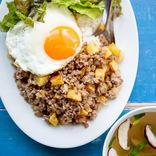材料ほぼ3つ!簡単うまい昼レシピ【18】マカオご家庭の定番!「ミンチィ」はひき肉ポテトご飯です。