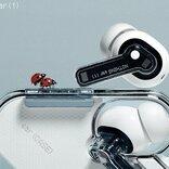 透明デザインでANC搭載の完全ワイヤレスイヤホン「ear(1)」が8月17日に発売へ