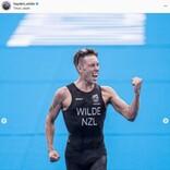 トライアスロン銅メダリストに元恋人「別れて後悔してる」とメッセージ(ニュージーランド)