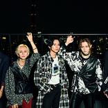 """実力派イケメン・グループ""""N0NAME""""、初CD『CRUISING TOKYO』リリース"""