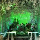 楽園気分の店内で、夏を楽しむ限定メニューを味わおう! 代々木公園「TREE by NAKED yoyogi park」