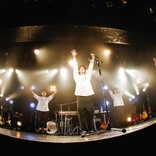 阪本奨悟、1年8ヶ月ぶりのワンマンライブ「みんなの笑顔を見て幸せを感じています」