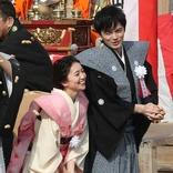林遣都&大島優子結婚 「スカーレット」内田CPも祝福「燃え続ける愛の炎のパワーを得て」「大変驚き」