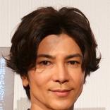 武田真治の22歳差モデル妻、新婚生活を赤裸々告白「ちょっと怖い」「困ってます」
