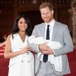 ヘンリー王子夫妻の第2子 異例の遅さで王位継承順位に名を連ねる