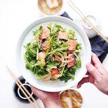 ボリューム満点サラダの人気レシピ!ヘルシーだからダイエット中でも満足できる