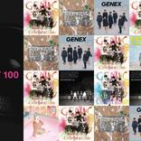 GENIC、楽曲が「AWA」のランキング上位を独占