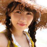 西野未姫、初のグラビアDVDで美ボディ披露 普段と異なる表情にも注目